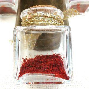 پودر عصاره زعفران بسته بندی شده الیت