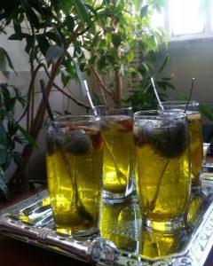 آب زعفران مرغوب