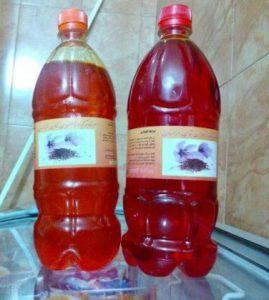 آب زعفران دکتر بیز