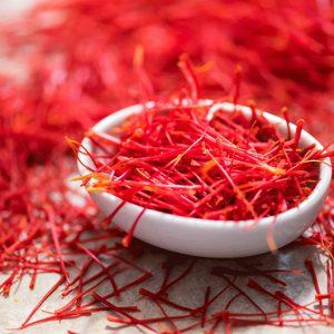 رنگ زعفران هندی