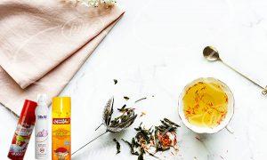 صادرات اسپری زعفران ایران به اروپا