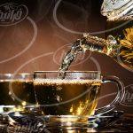 مرغوب ترین دمنوش زعفران قاشقی در کشور