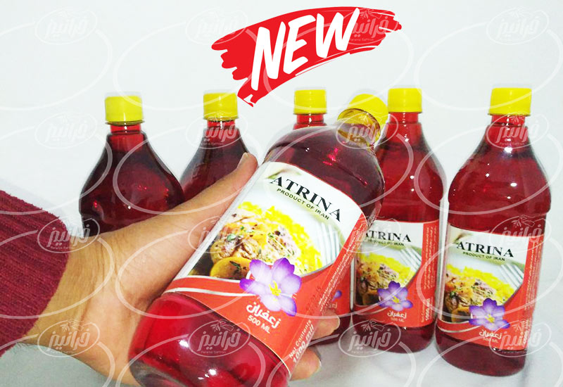 کشورهای متقاضی واردات مایع زعفران آترینا