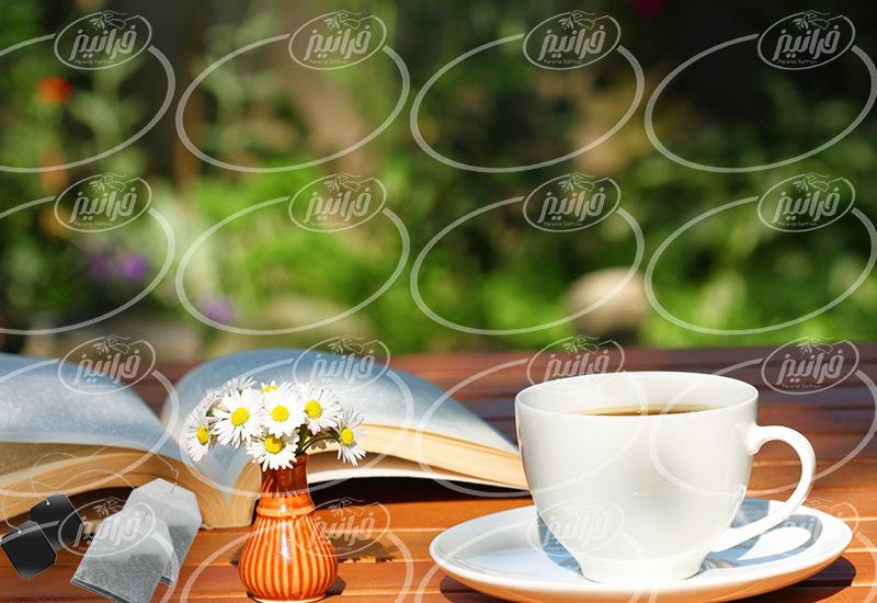 فروشگاه آنلاین چای زعفران سحرخیز در ایران