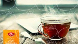 صادرات چای سیاه زعفرانی سحرخیز به اروپا