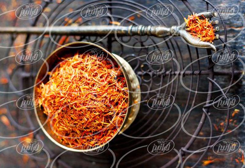 اصلی ترین محل فروش زعفران در وان ترکیه
