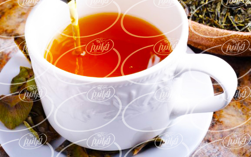 سفارش بهترین چای زعفرانی ایرانی