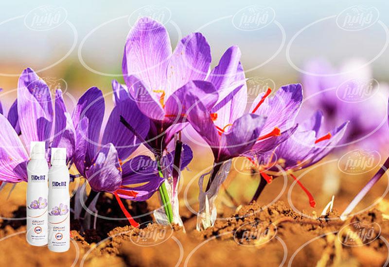 فروشگاه اینترنتی اسپری زعفران بیز مرغوب