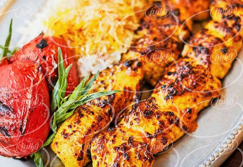 فروش رنگ غذای زعفران خالص و عالی