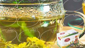 سایت خرید چای سبز زعفرانی با برند سحرخیز