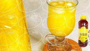 عرضه مایع زعفران سی سیب 200 سی سی طبیعی