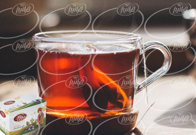 قیمت چای زعفرانی سحرخیز در کشور استرالیا