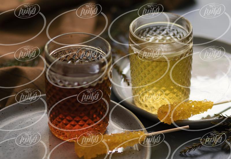 تولید کننده چای زعفرانی تکسو صادراتی در ایران