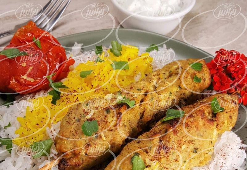 قیمت رنگ غذای زعفرانی اعلا برای صادرات