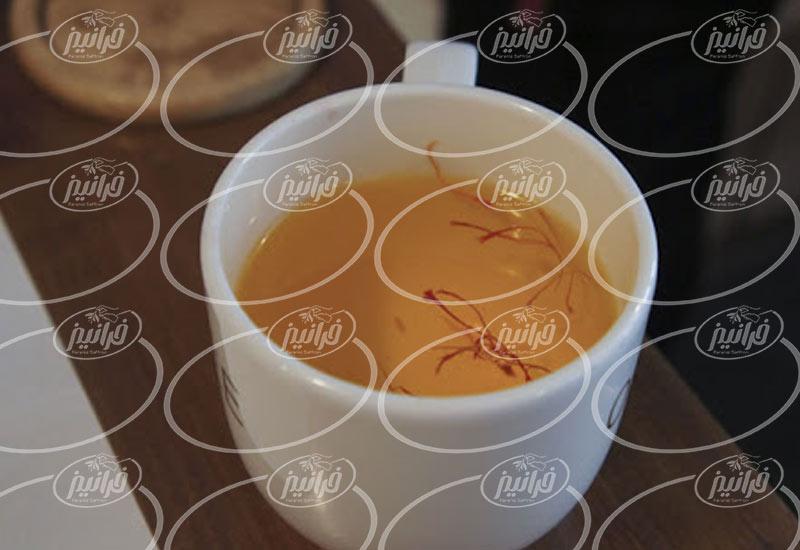 طرح های تخفیفی چای زعفرانی شاهسوند