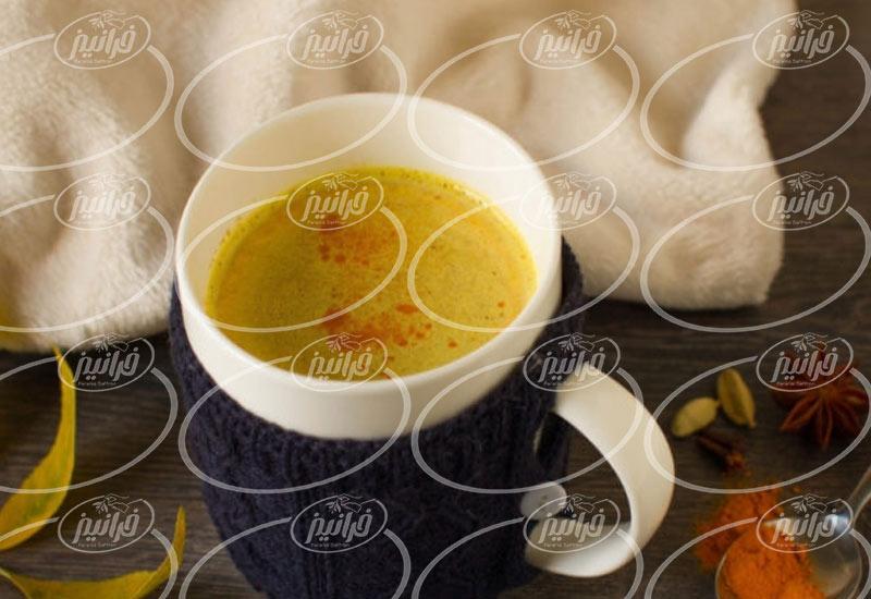 قیمت چای زعفران نیوشا با بهترین و شکیل ترین پک