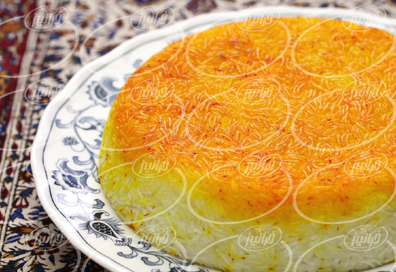 مرکز ارائه پودر زعفران بسته بندی