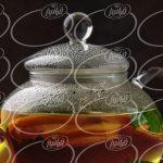 صادرات دمنوش زعفران قاشقی خوش رنگ