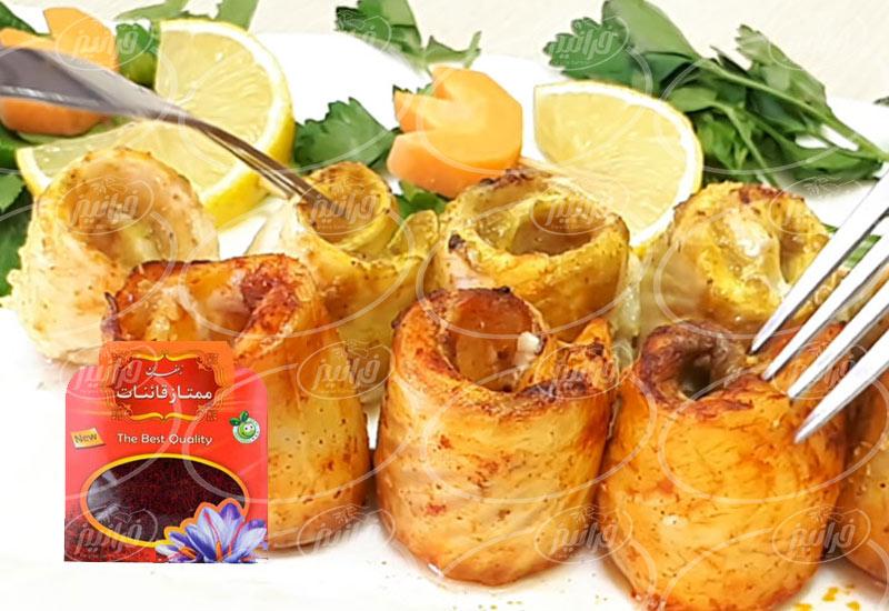 قیمت پودر زعفران قائنات در شهرهای بزرگ ایران