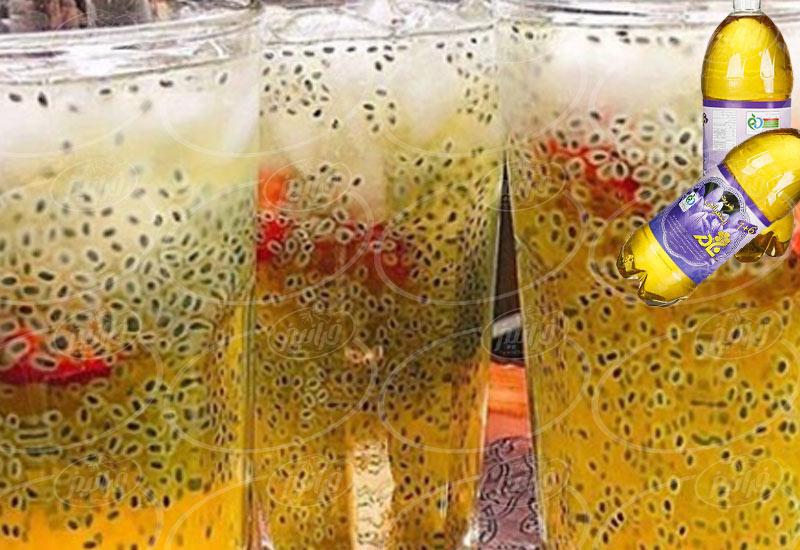 عامل فروش شربت زعفران نادر در مشهد