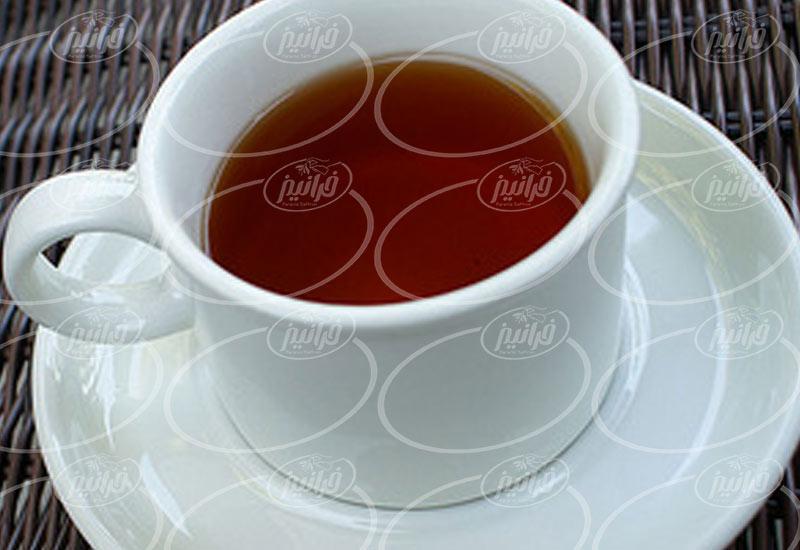 خرید چای سبز زعفرانی مستقیم از کارخانه