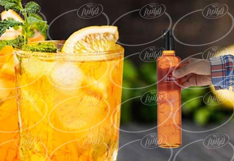 بازار فروش شربت زعفران مصطفوی ۱۲ تایی