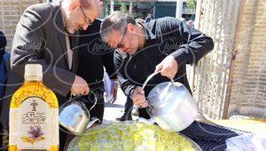 صادرات شربت زعفران پرسیکو با مجوز های مربوطه