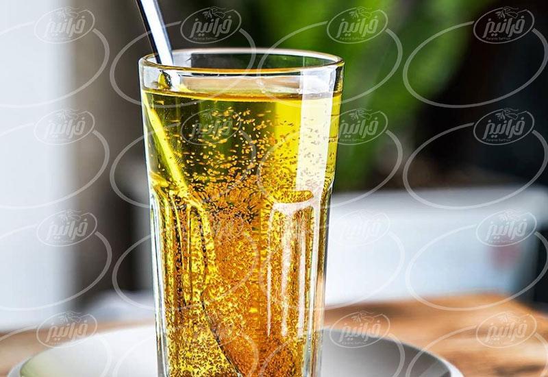 خرید و سفارش انواع نوشیدنی زعفران