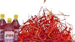 فروش اصلی ترین مایع زعفران آترینا