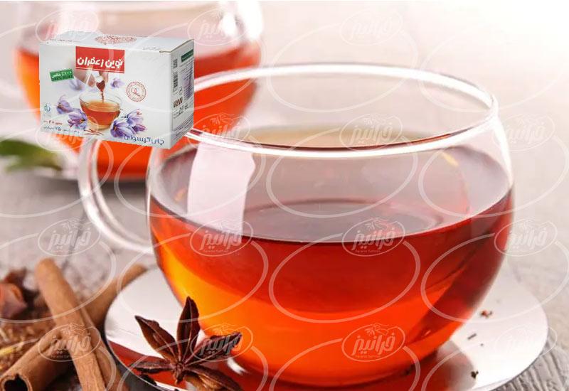 دریافت چای نوین زعفران برای کافی شاپ ها