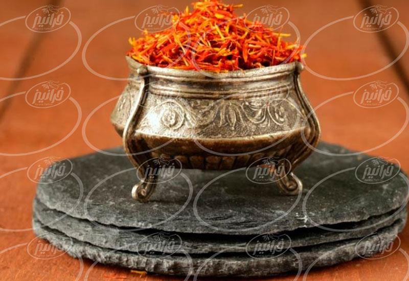 خرید اینترنتی پودر زعفران با قیمت مقرون