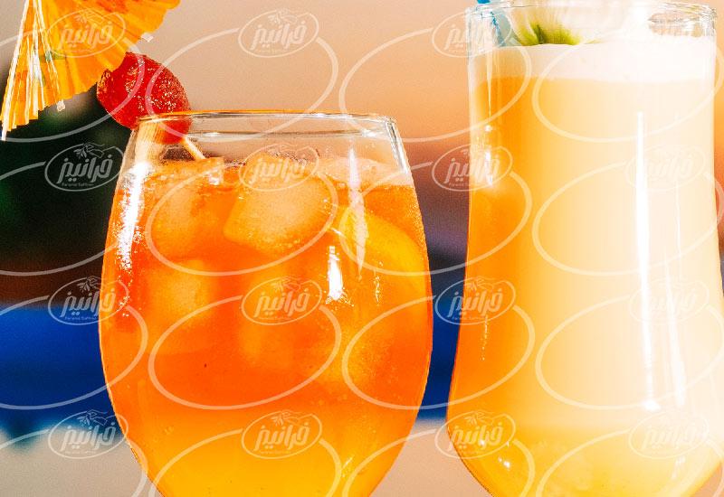 پودر نوشیدنی فوری زعفران ارگانیک برای کافی شاپ