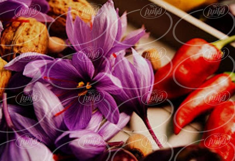 سایت خریداری زعفران پودر شده